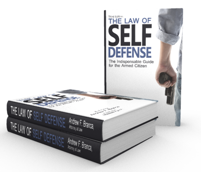 Episode 38 – Andrew Branca – The Legal Authority on Self Defense Law