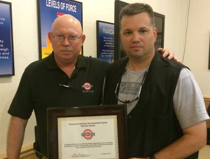 Ep. 55 Lee Weems –  First Person Safety and Rangemaster